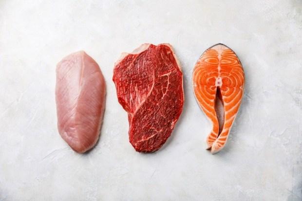 Потребляйте больше белка