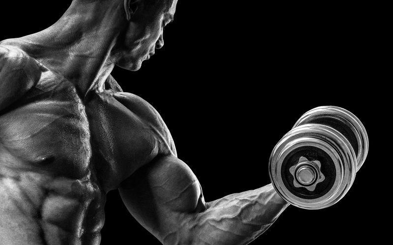 Тренировки на рельеф тела
